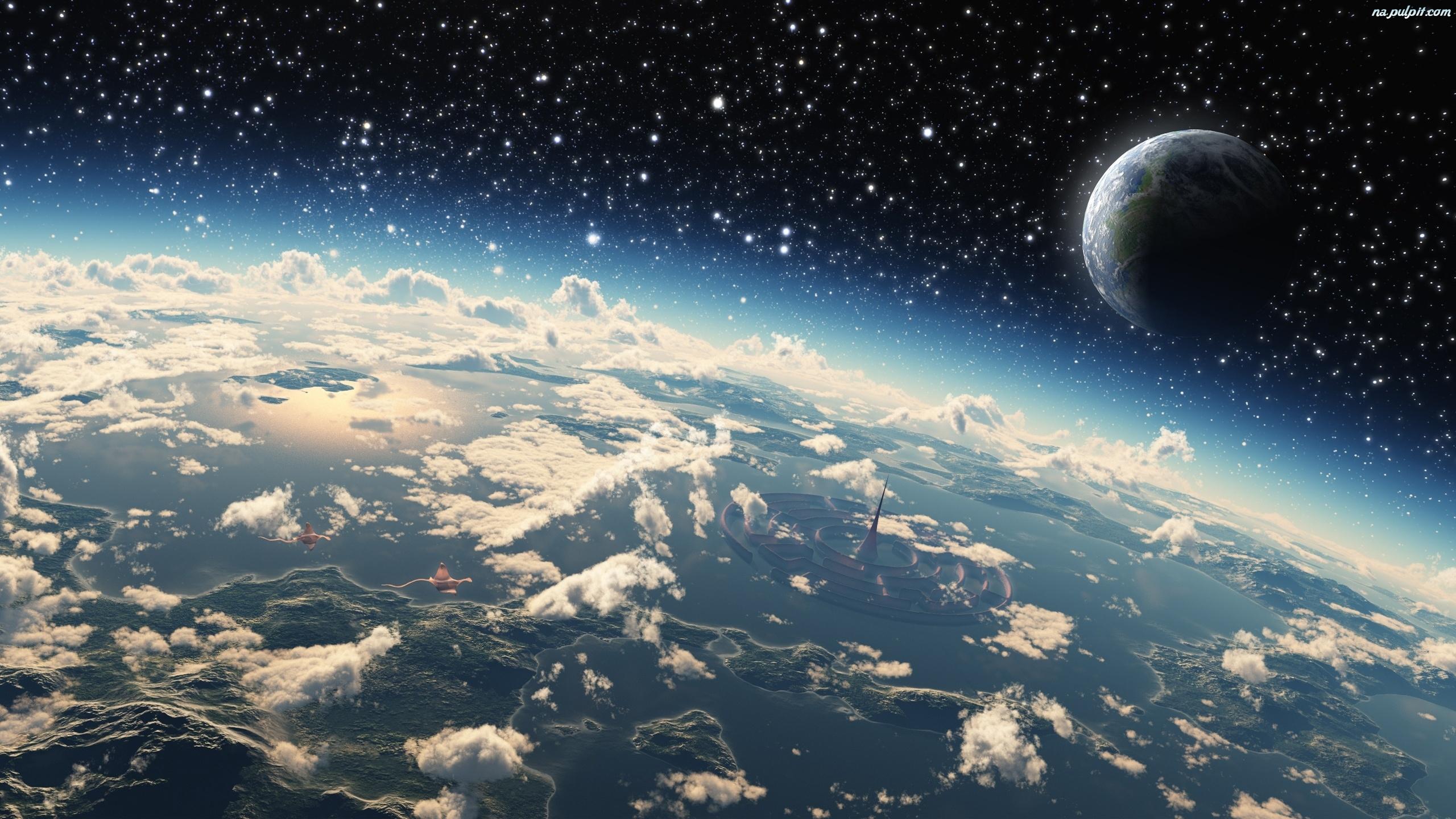 Planety, Gwiazdy, Chmury